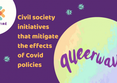 Queerwaves helps queer night workers in Turkey dealing with economic difficulties due to the pandemic