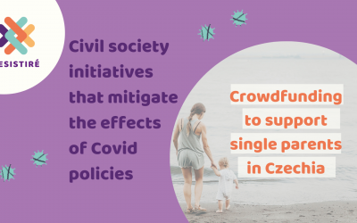 Crowdfunding to support single parents in Czech Republic